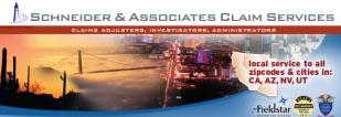 Schneider & Associates Claim Services   Fresno