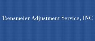 Toensmeier Adjustment Service, Inc. | Mt. Laurel